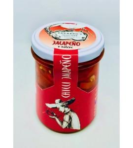 Chilli Jalapeno - nakladané red