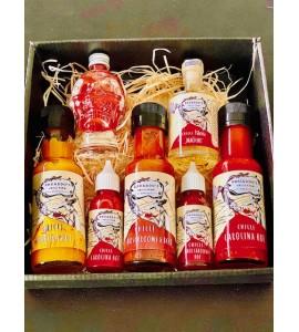 Chili box stredný extrém hot3