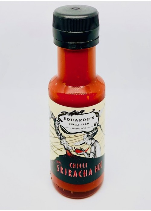 Chilli omáčka Sriracha hot